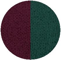 Emerald & Garnet