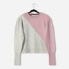 Puff-Sleeve Sweater