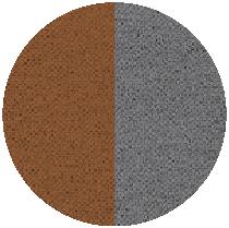 Slate Grey & Sedona Sand