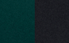 Classic Black & Forest Green