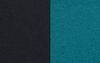 Classic Black & Turquoise