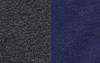 Dark Grey Mélange & Blue Noir