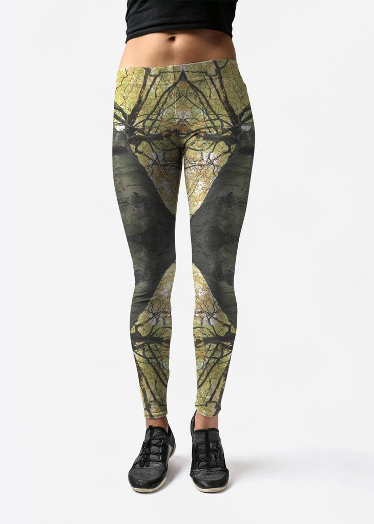 Treetop From Below Leggings